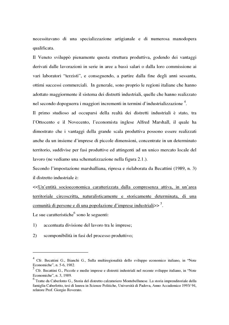 Anteprima della tesi: Come si formano gli imprenditori. Il caso di Montebelluna, Pagina 11