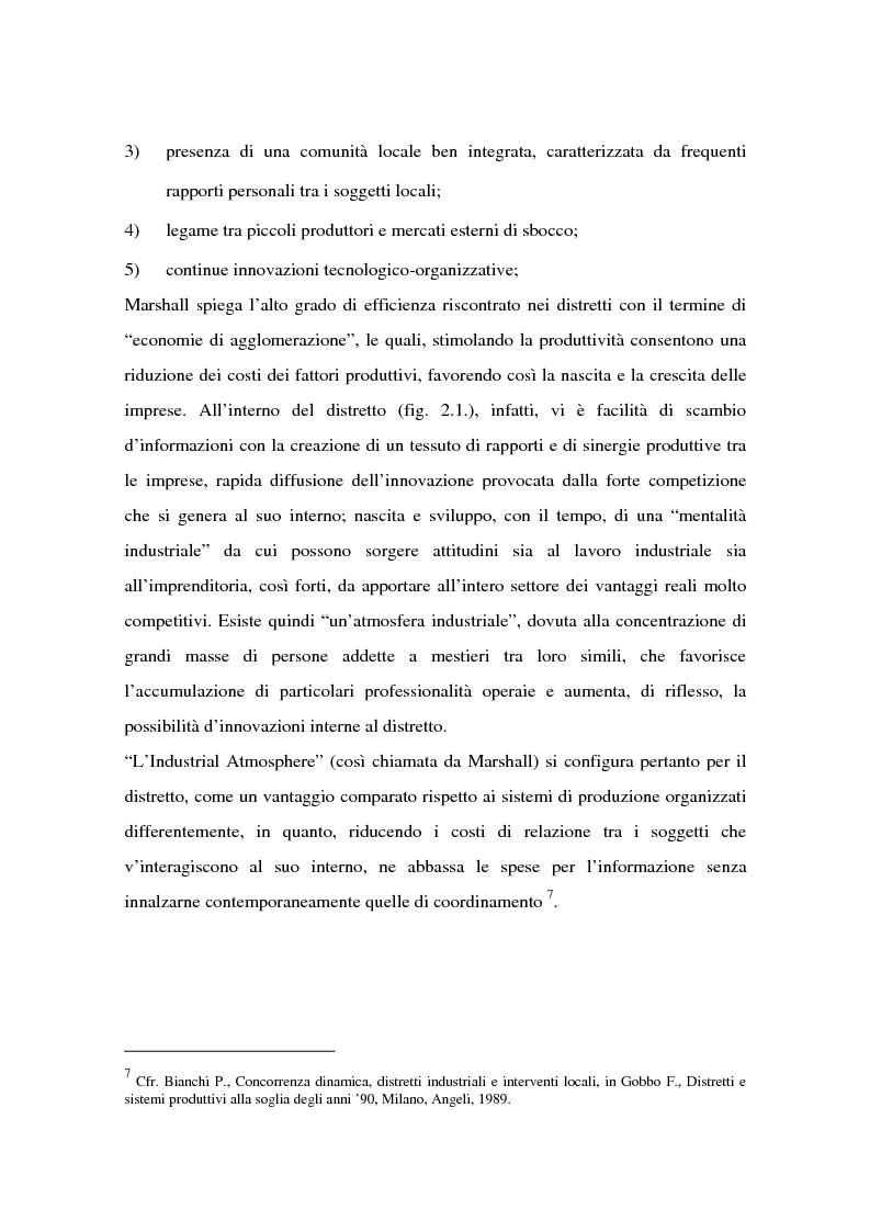 Anteprima della tesi: Come si formano gli imprenditori. Il caso di Montebelluna, Pagina 12
