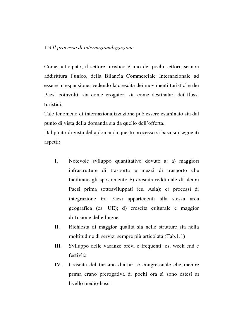 Anteprima della tesi: L'associazionismo volontario nel settore alberghiero, Pagina 10