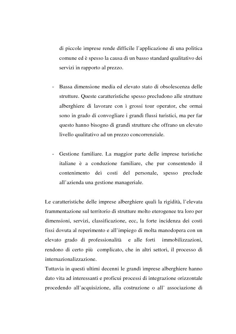 Anteprima della tesi: L'associazionismo volontario nel settore alberghiero, Pagina 13