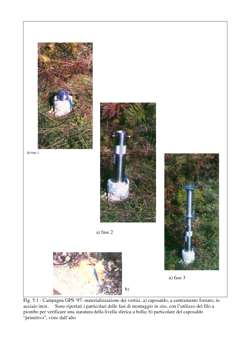 Anteprima della tesi: Applicazione di tecniche di geodesia spaziale e di geodimetria classica ed automatica allo studio delle deformazioni del suolo, Pagina 9