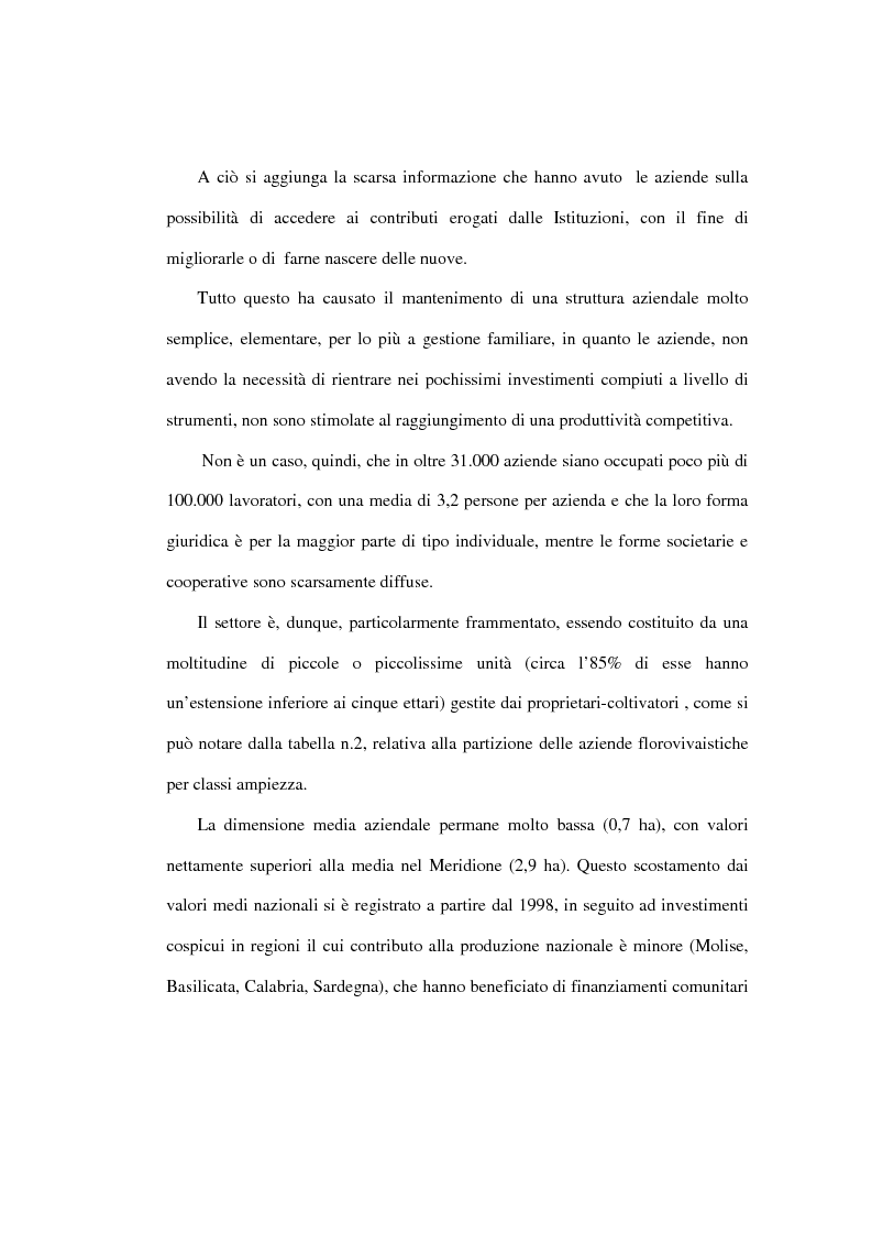 Anteprima della tesi: Le dinamiche competitive nel settore dei prodotti da giardinaggio - Il caso Abitunai srl, Pagina 8