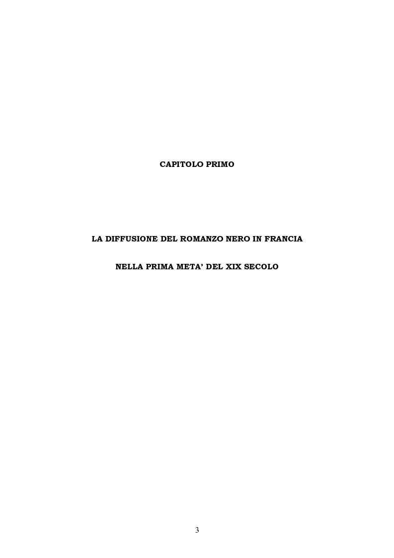 Anteprima della tesi: Melmoth the Wanderer di Charles Robert Maturin e Melmoth Reconciliè di Honorè de Balzac, Pagina 2