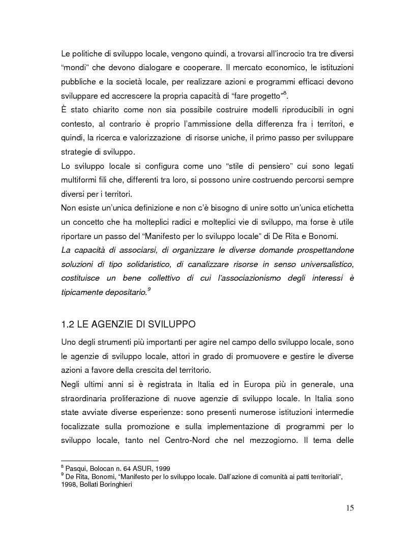 Anteprima della tesi: Dopo l'innovazione. interpretazioni e scenari di cambiamento per l'Asnm, Pagina 10