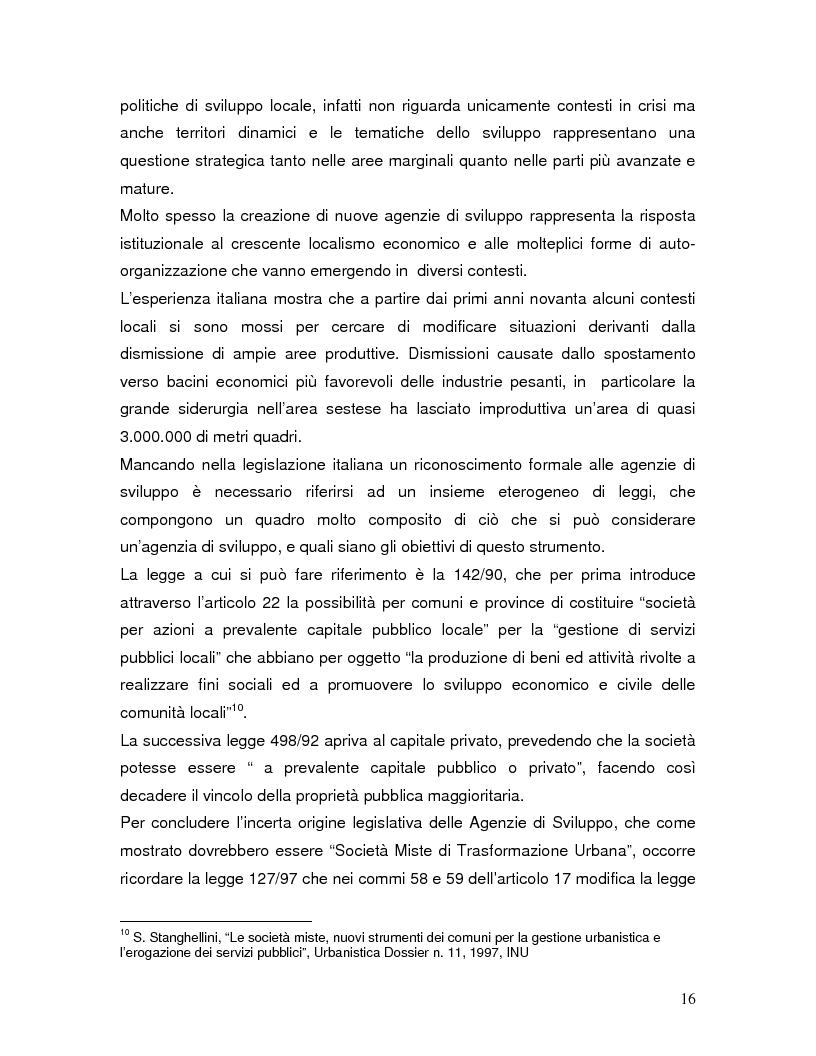 Anteprima della tesi: Dopo l'innovazione. interpretazioni e scenari di cambiamento per l'Asnm, Pagina 11