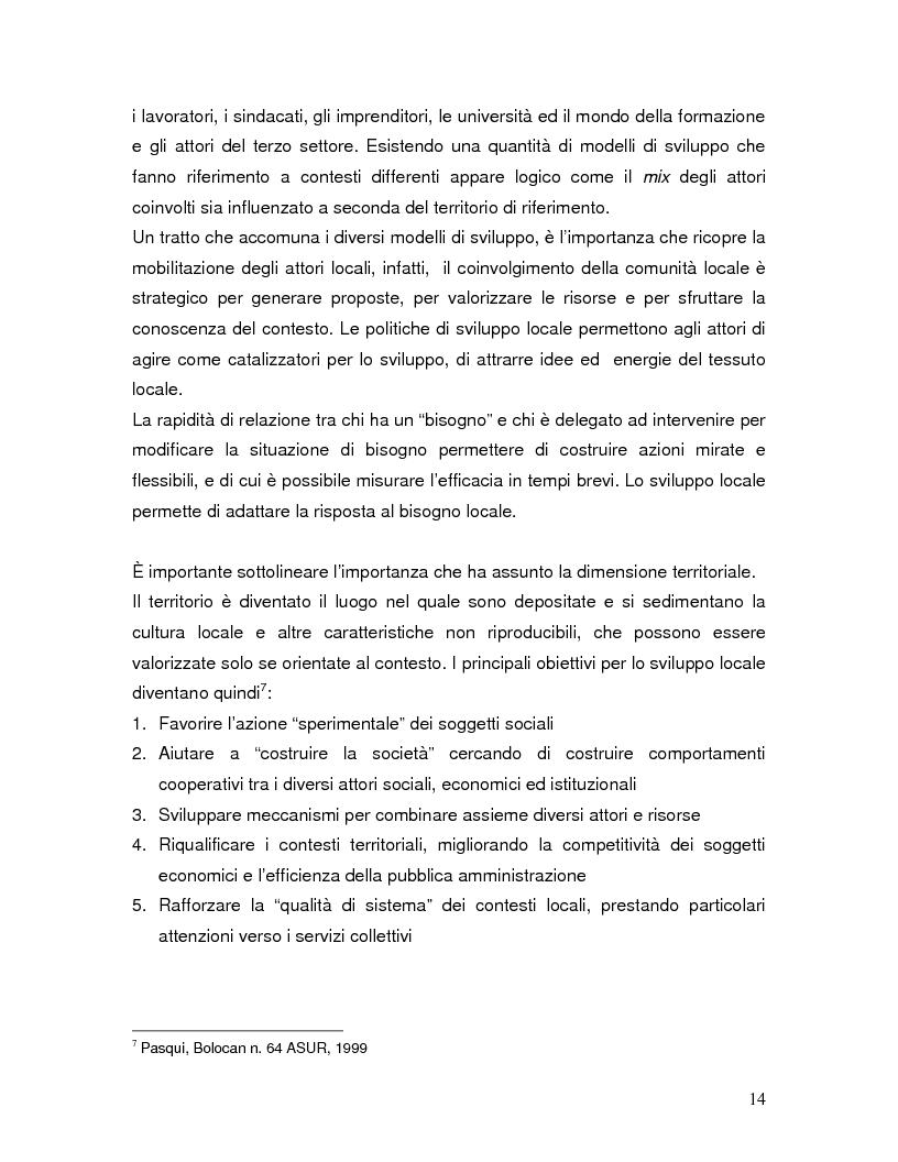Anteprima della tesi: Dopo l'innovazione. interpretazioni e scenari di cambiamento per l'Asnm, Pagina 9