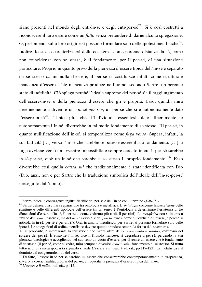 Anteprima della tesi: Il rapporto tra l'io e gli altri in Heidegger e Sartre, Pagina 11