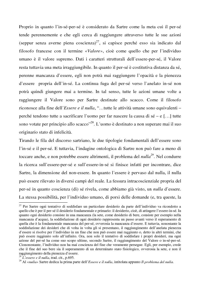 Anteprima della tesi: Il rapporto tra l'io e gli altri in Heidegger e Sartre, Pagina 12