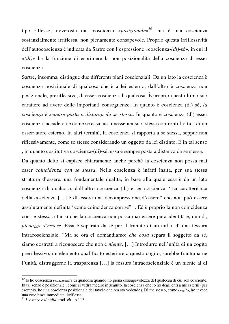 Anteprima della tesi: Il rapporto tra l'io e gli altri in Heidegger e Sartre, Pagina 5