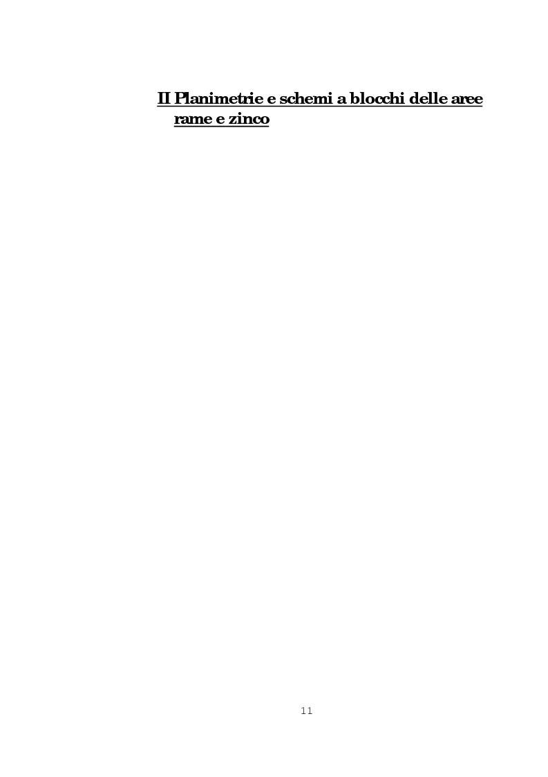Anteprima della tesi: Il forno Kaldo: processi, macchine e impianti dello stabilimento Eni Risorse S.p.A. di Porto Marghera - Venezia, Pagina 5