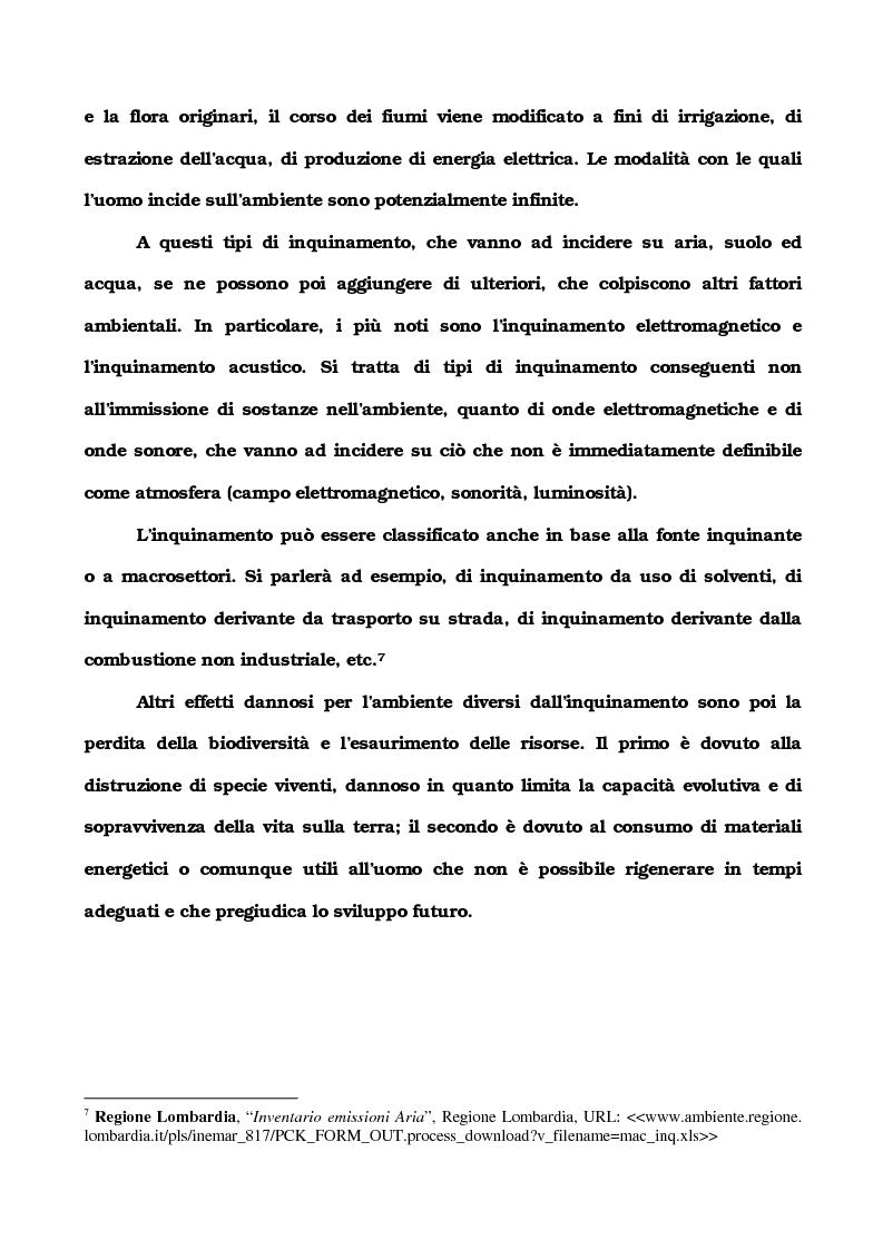 Anteprima della tesi: La tassazione ambientale regionale, Pagina 8