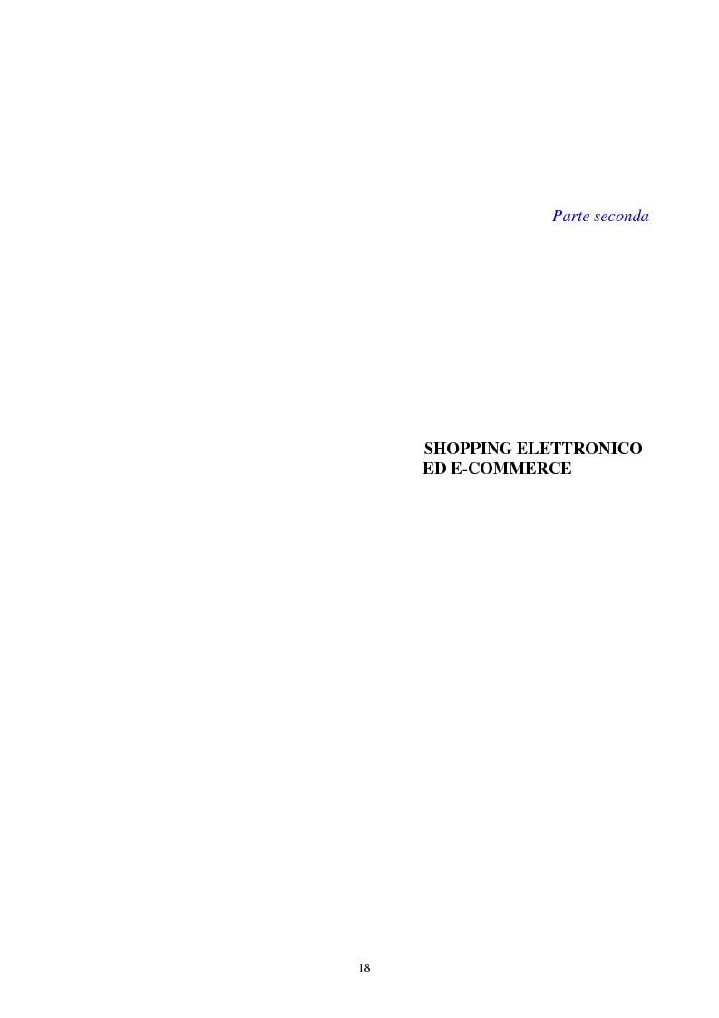 Anteprima della tesi: Internet come nuovo strumento di comunicazione e di vendita, Pagina 13