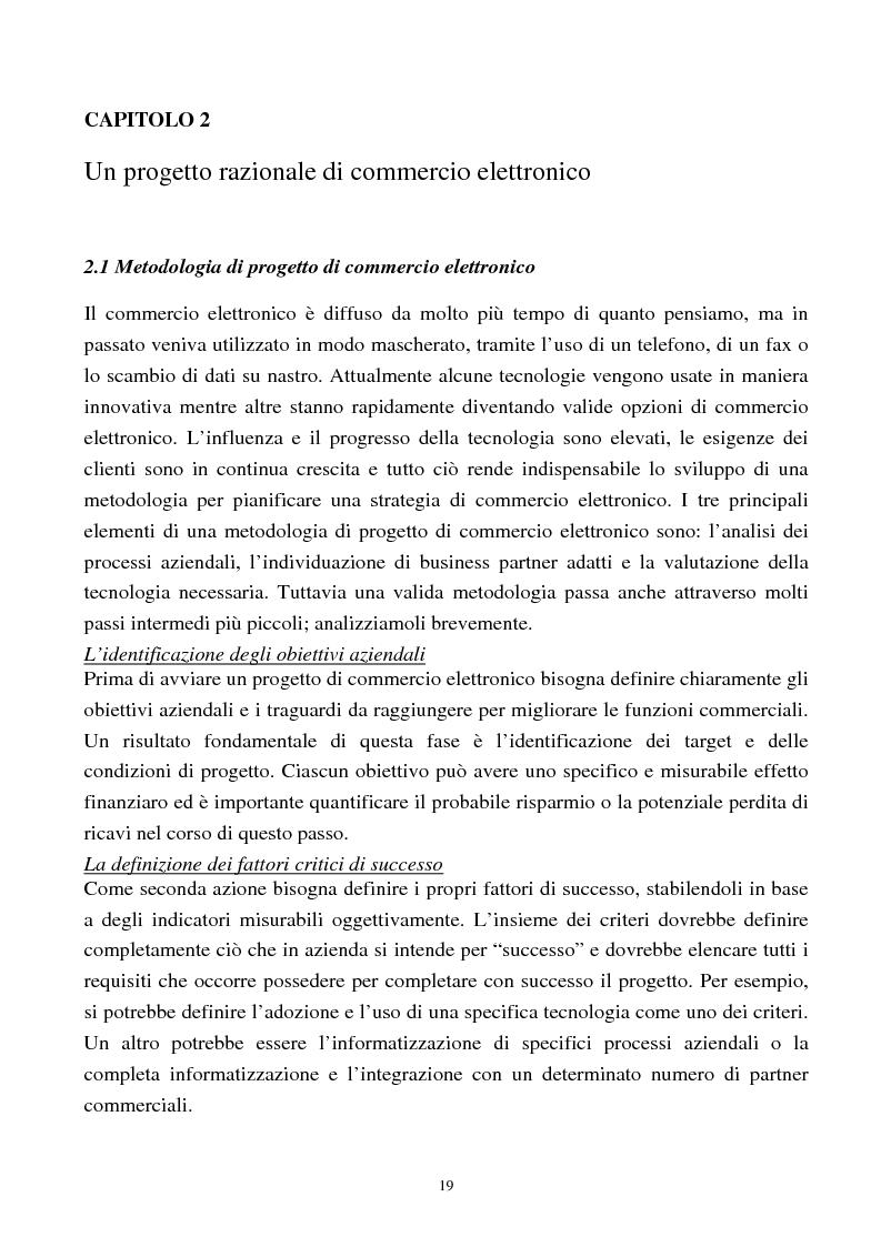 Anteprima della tesi: Internet come nuovo strumento di comunicazione e di vendita, Pagina 14