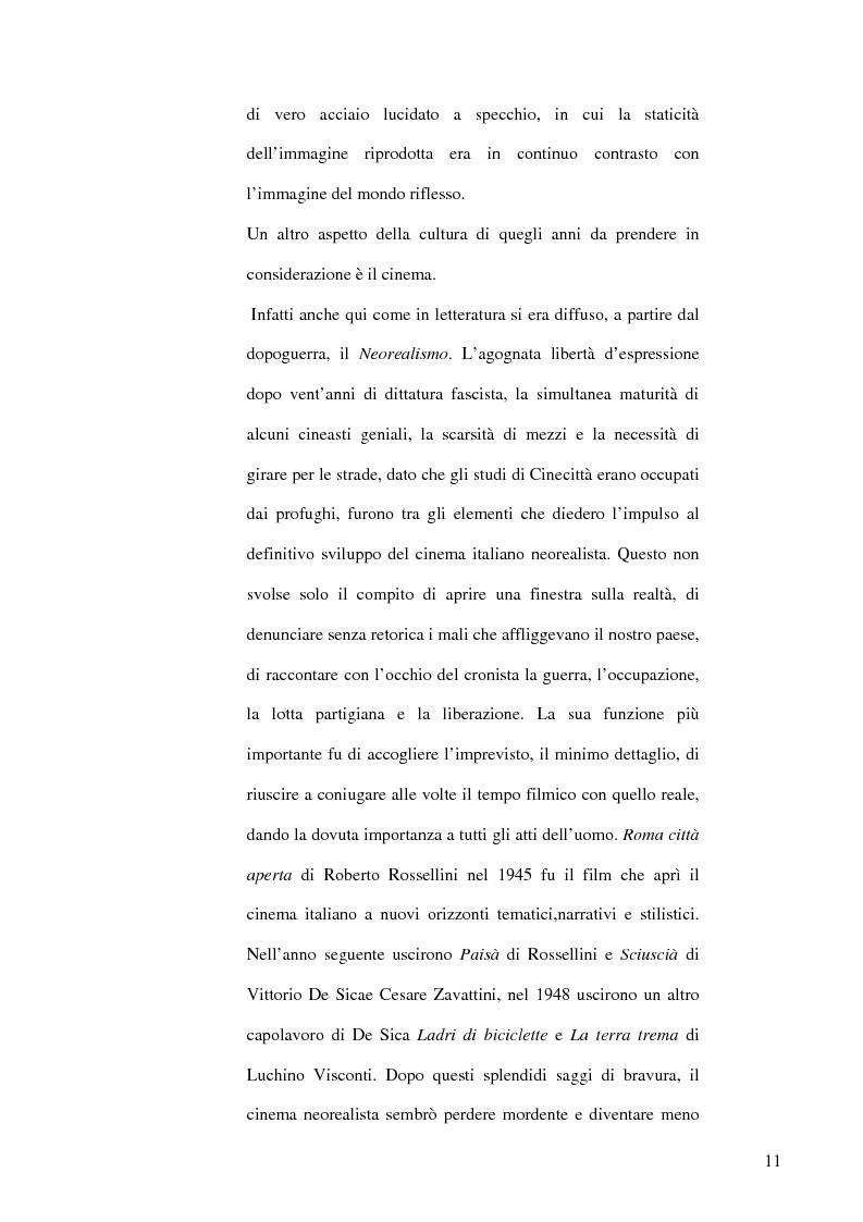 Anteprima della tesi: Il dibattito museologico dal dopoguerra agli anni sessanta e i suoi esiti nella cultura legislativa, Pagina 10