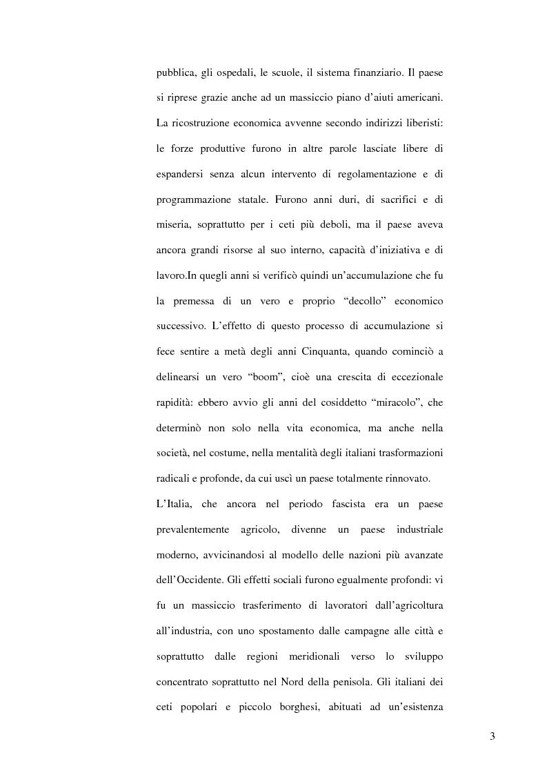 Anteprima della tesi: Il dibattito museologico dal dopoguerra agli anni sessanta e i suoi esiti nella cultura legislativa, Pagina 2