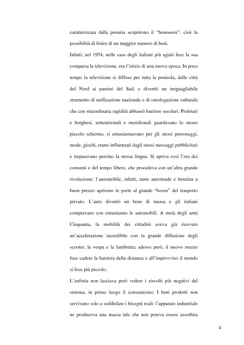 Anteprima della tesi: Il dibattito museologico dal dopoguerra agli anni sessanta e i suoi esiti nella cultura legislativa, Pagina 3