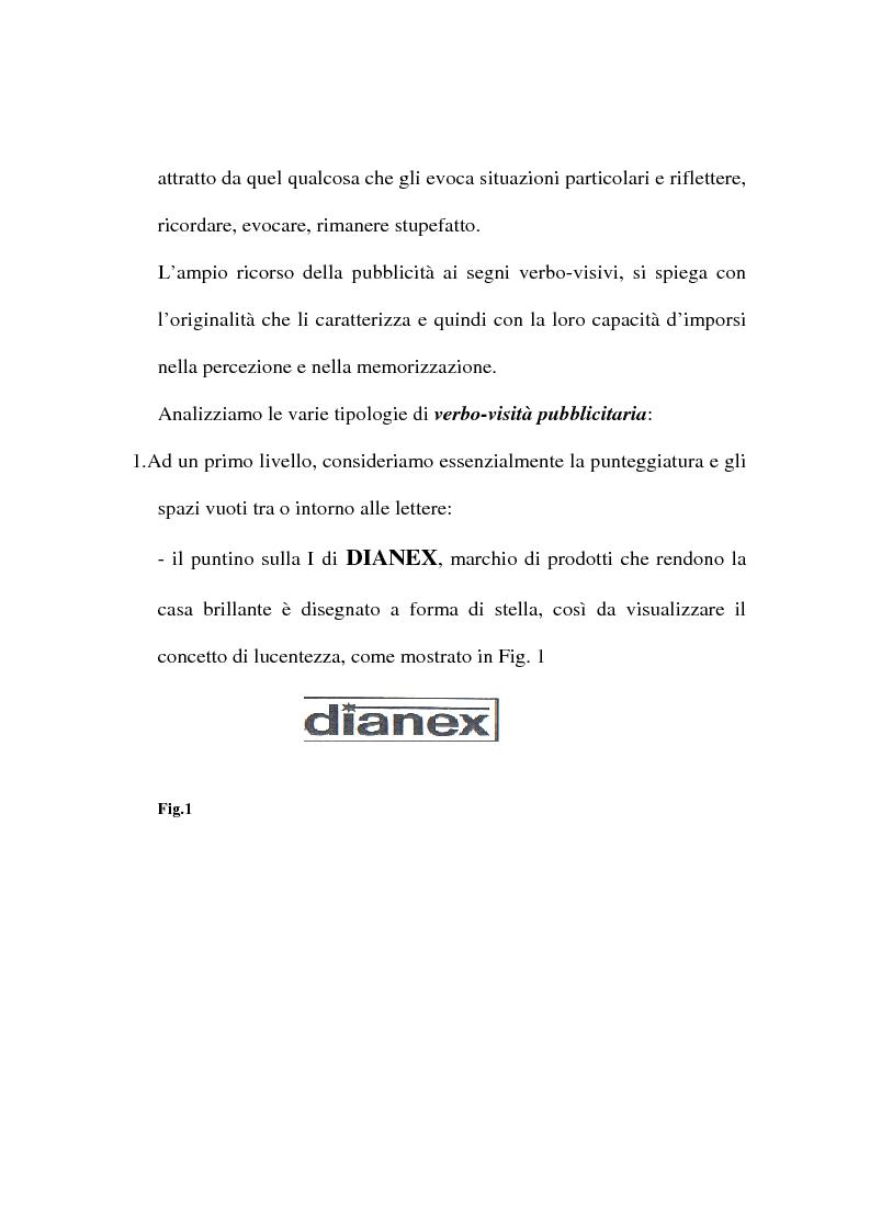 Anteprima della tesi: L'evoluzione del linguaggio pubblicitario della Barilla (dal 1910 al 2001), Pagina 14