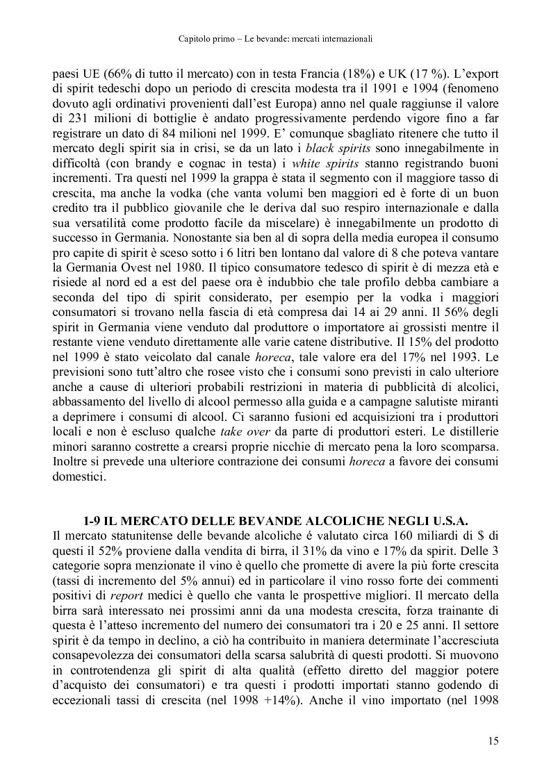 Anteprima della tesi: La distribuzione di bevande in Polonia, Pagina 13