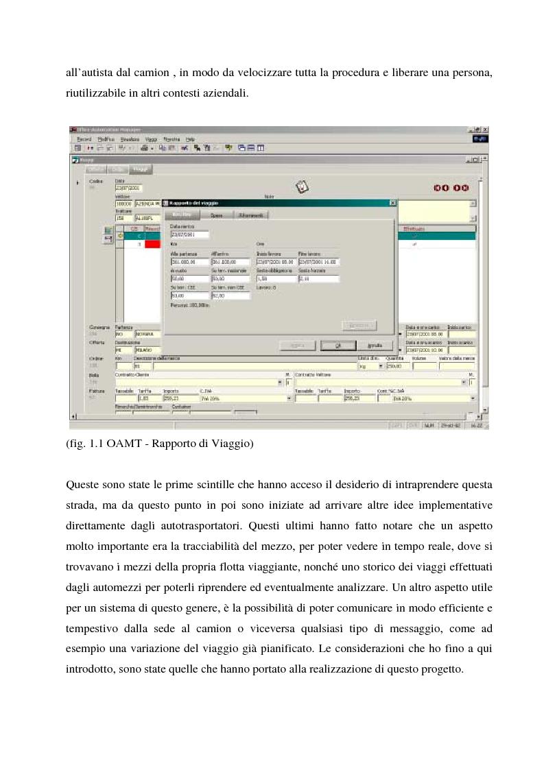 Anteprima della tesi: Condivisione di dati tra stazioni fisse ed apparecchiature mobili, Pagina 2