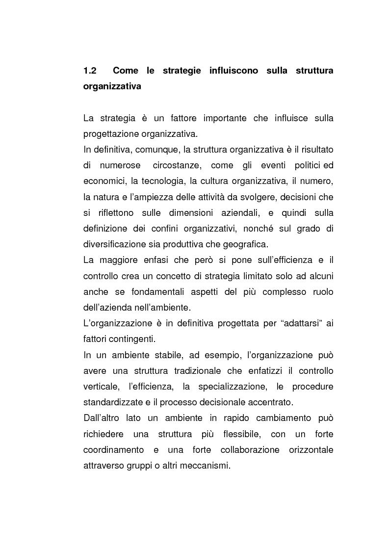 Anteprima della tesi: Riflessi dell'evoluzione dei modelli di networking nelle organizzazioni, Pagina 9