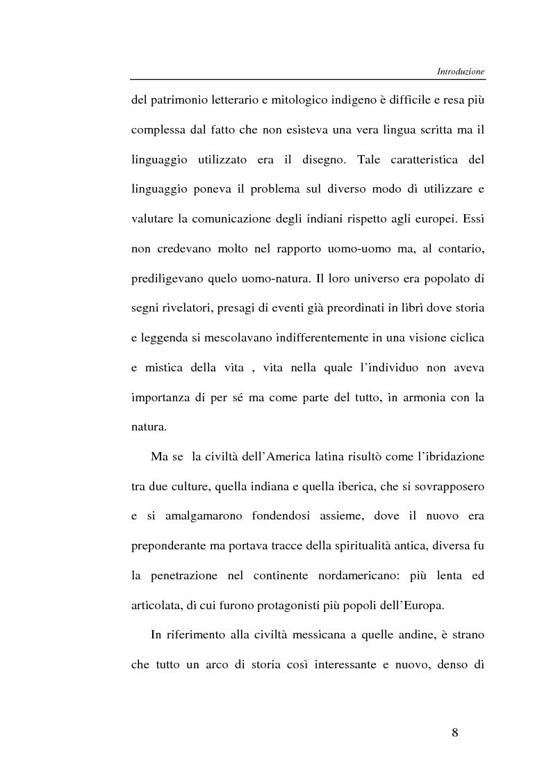Anteprima della tesi: L'Indiano d'America tra letteratura e cinema, Pagina 8