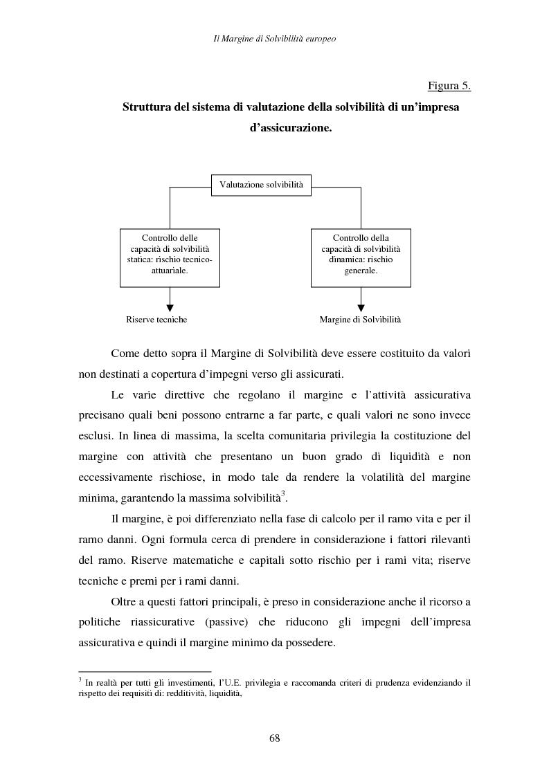 Anteprima della tesi: Il margine di solvibilità ed il risk based capital nel controllo della solvibilità delle imprese di assicurazione, Pagina 3