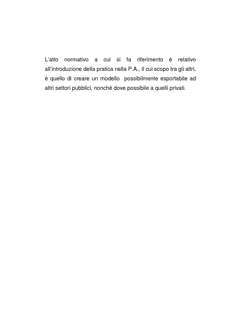 Anteprima della tesi: Il posto di lavoro flessibile: il telelavoro, Pagina 3