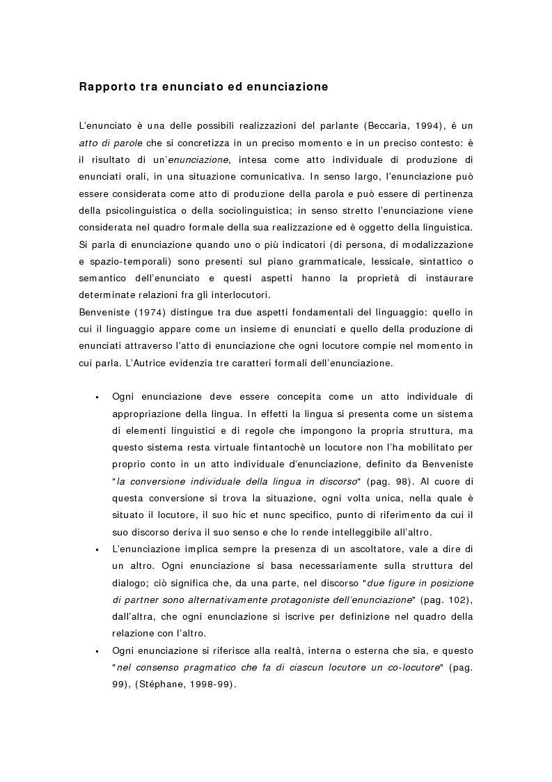 Anteprima della tesi: L'Mlu nel parlato del bambino, Pagina 5
