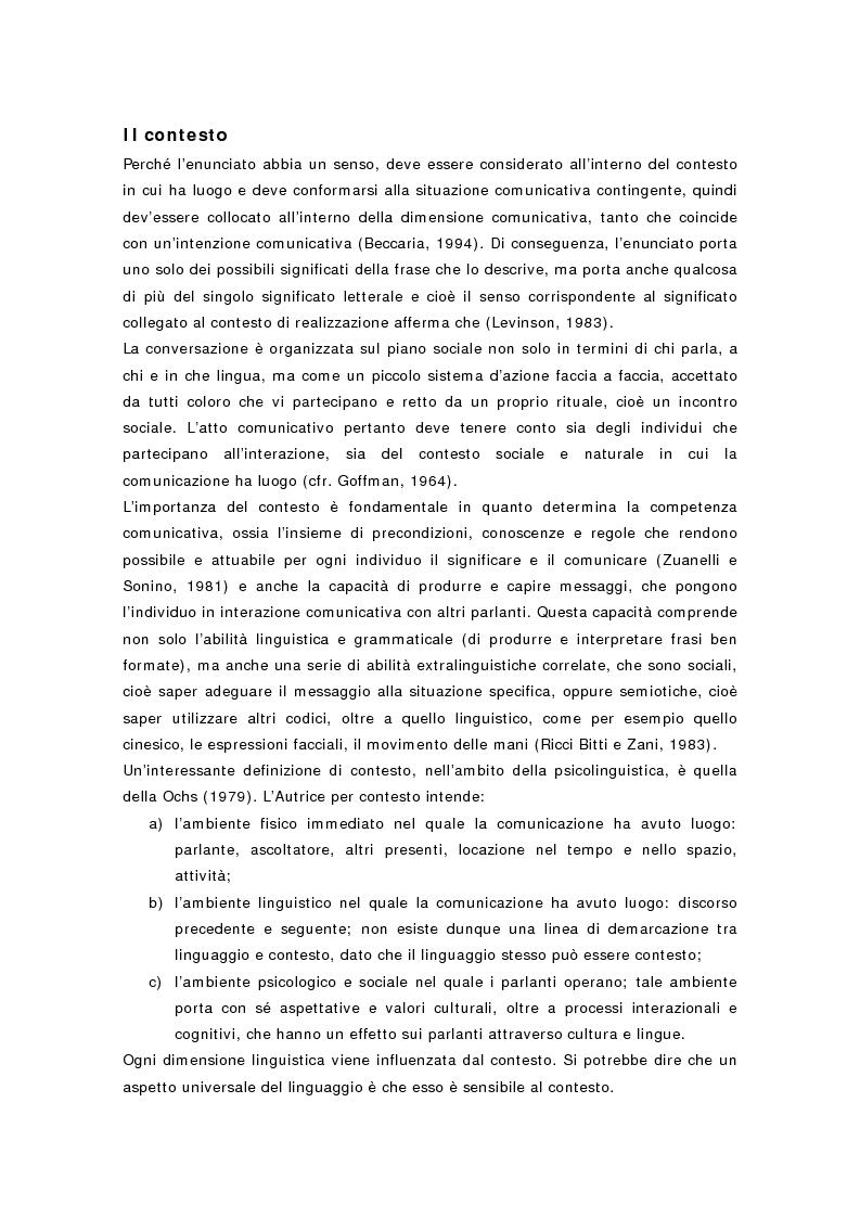 Anteprima della tesi: L'Mlu nel parlato del bambino, Pagina 6