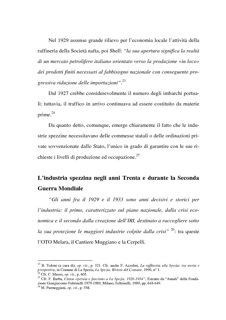 Anteprima della tesi: Resistenza e classe operaia a La Spezia, Pagina 10