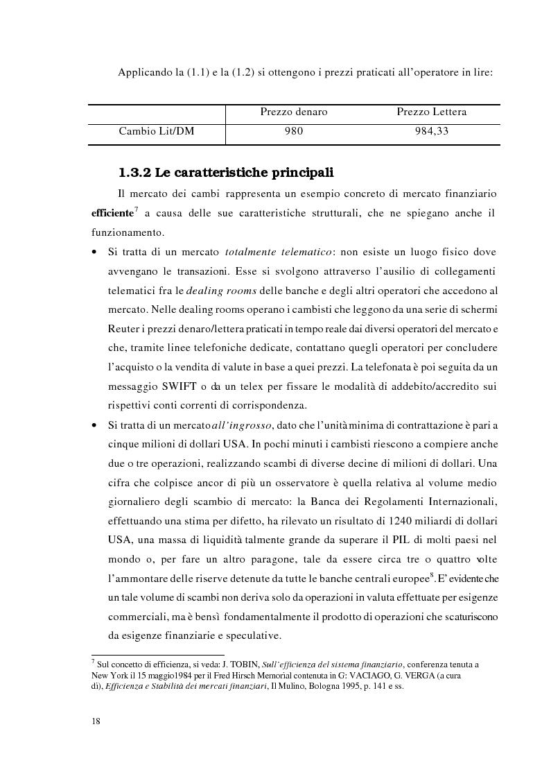Anteprima della tesi: Strategie di trading per la gestione di portafogli valutari, Pagina 11