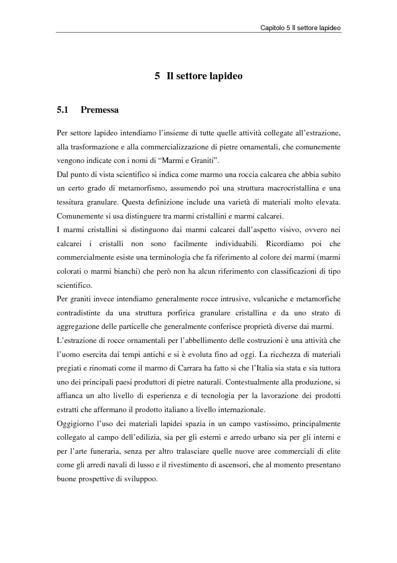 Anteprima della tesi: Nuovi strumenti per la valorizzazione estetica delle rocce ornamentali, Pagina 11