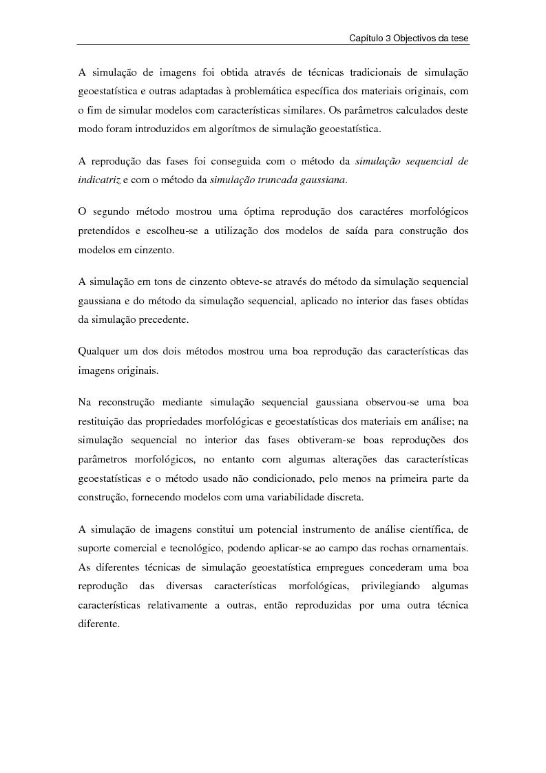 Anteprima della tesi: Nuovi strumenti per la valorizzazione estetica delle rocce ornamentali, Pagina 16