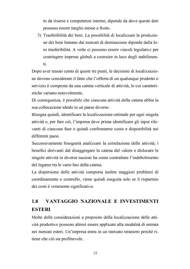Anteprima della tesi: Il ruolo delle joint ventures nella strategia d'impresa, Pagina 10