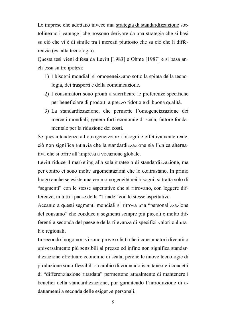 Anteprima della tesi: Il ruolo delle joint ventures nella strategia d'impresa, Pagina 4