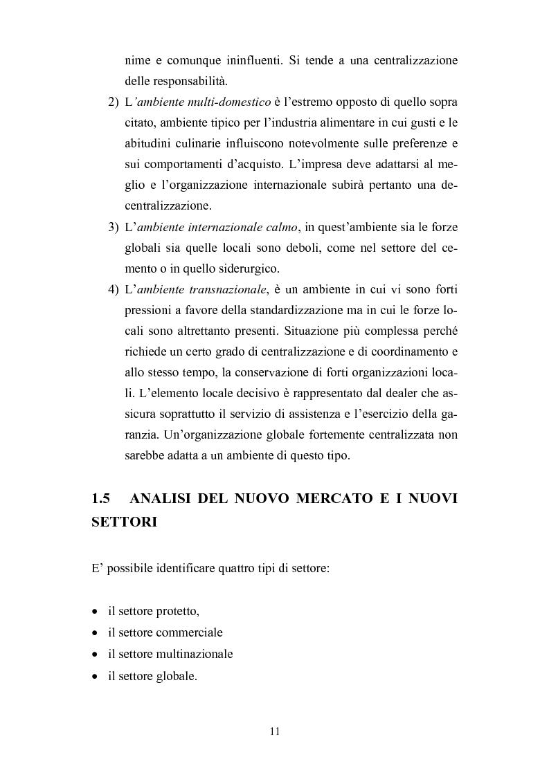 Anteprima della tesi: Il ruolo delle joint ventures nella strategia d'impresa, Pagina 6