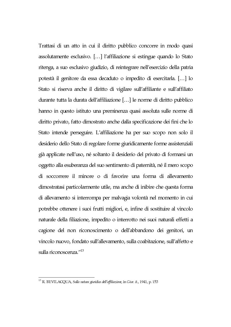 Anteprima della tesi: L'affidamento familiare: l'esperienza della comunità di Nomadelfia, Pagina 10