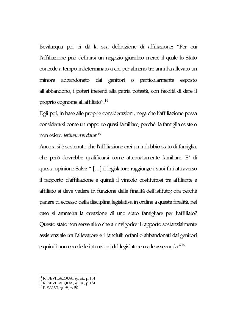 Anteprima della tesi: L'affidamento familiare: l'esperienza della comunità di Nomadelfia, Pagina 11