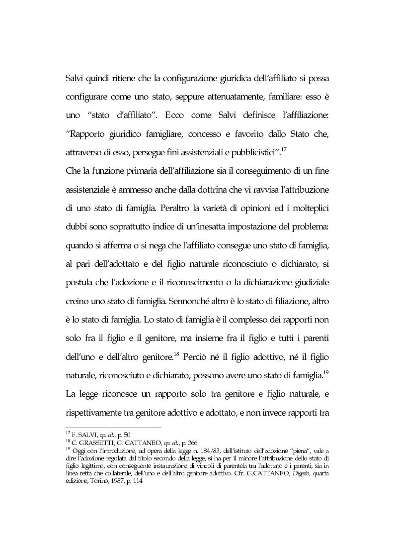 Anteprima della tesi: L'affidamento familiare: l'esperienza della comunità di Nomadelfia, Pagina 12