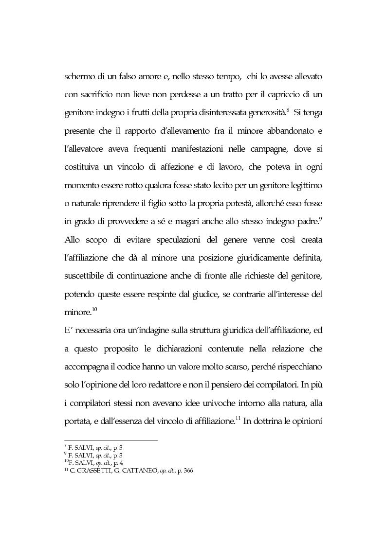 Anteprima della tesi: L'affidamento familiare: l'esperienza della comunità di Nomadelfia, Pagina 8