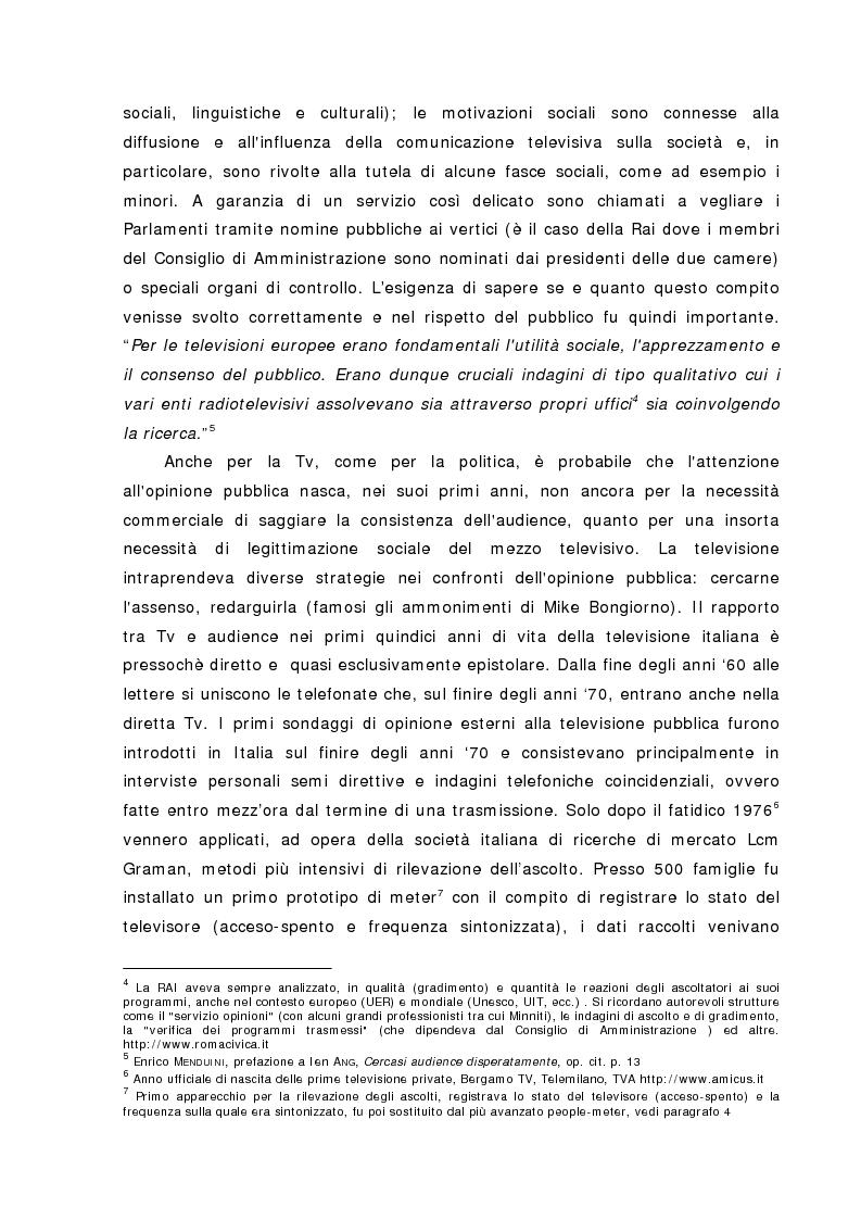 Anteprima della tesi: La Tv dell'Auditel, Pagina 7