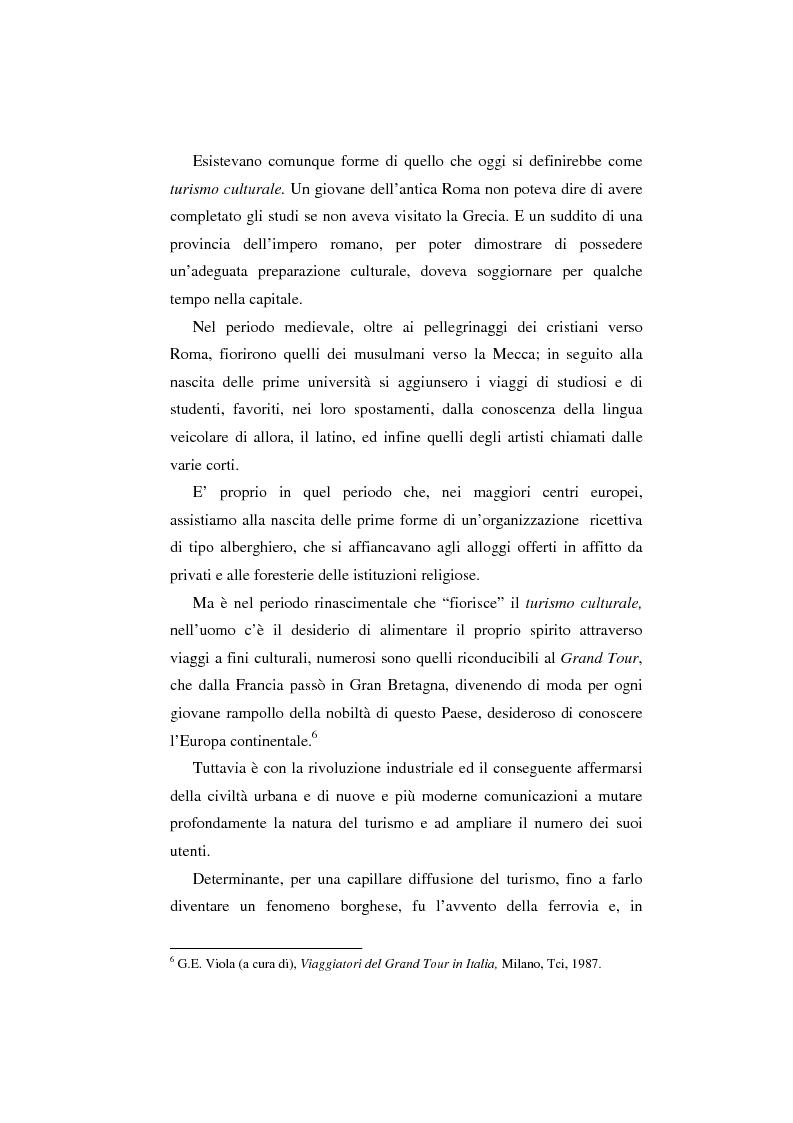 Anteprima della tesi: Innovazioni tecnologiche, marketing e turismo. Il sito web del Tirolo austriaco, Pagina 11