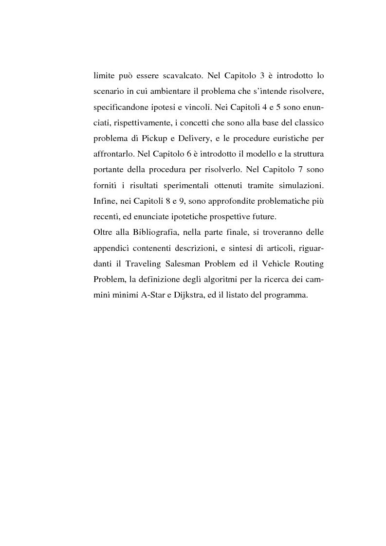 Anteprima della tesi: Analisi e confronto di differenti strategie di logistica distributiva in ambito e-commerce, Pagina 4