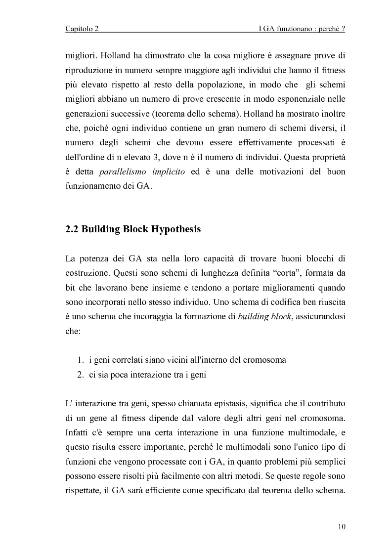 Anteprima della tesi: Algoritmo genetico per il problema del set covering, Pagina 12