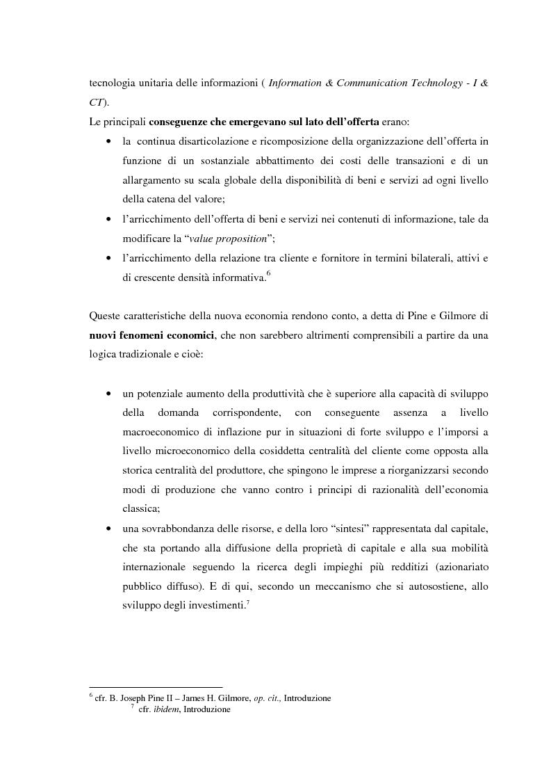 Anteprima della tesi: Il CRM, rapporti con il marketing, evoluzione nel web e modelli per un approccio normativo. Il caso The Health Hub, Pagina 8