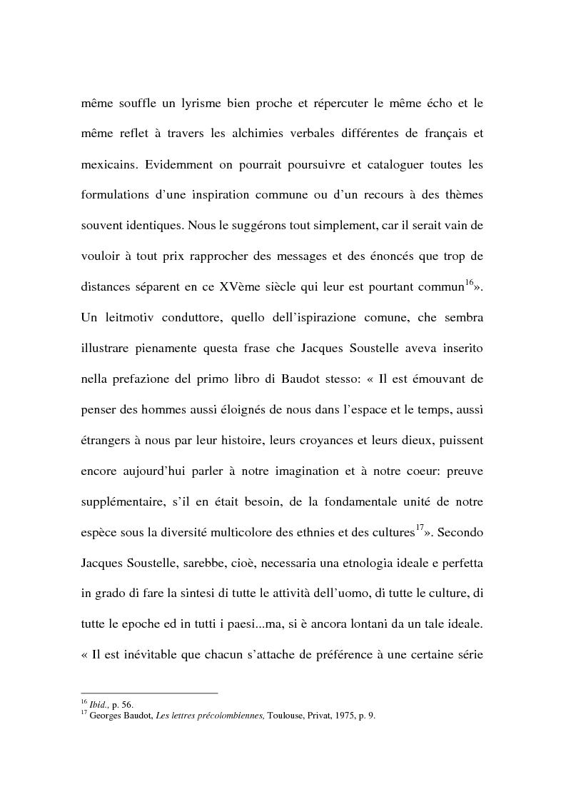 Anteprima della tesi: La civiltà azteca nella storiografia francese, Pagina 10