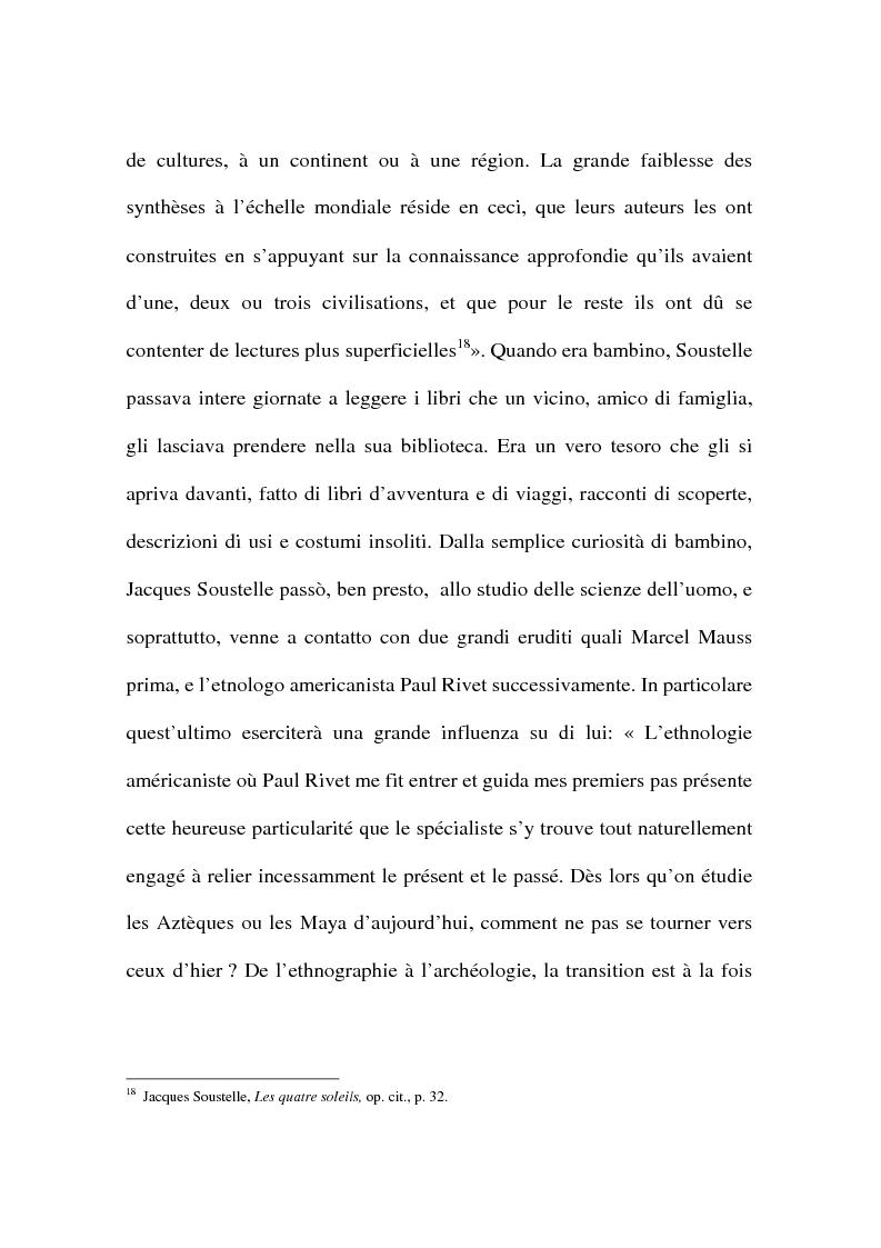Anteprima della tesi: La civiltà azteca nella storiografia francese, Pagina 11