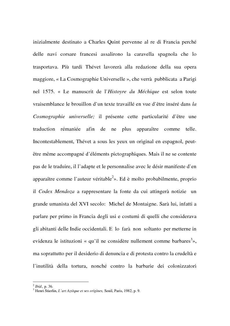 Anteprima della tesi: La civiltà azteca nella storiografia francese, Pagina 3