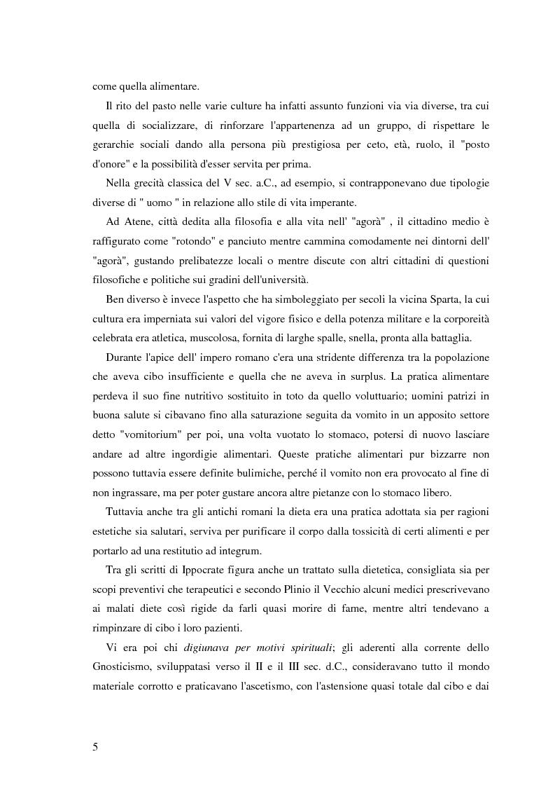 Anteprima della tesi: Valutazione di personalità e temperamento nei disturbi del comportamento alimentare, Pagina 4