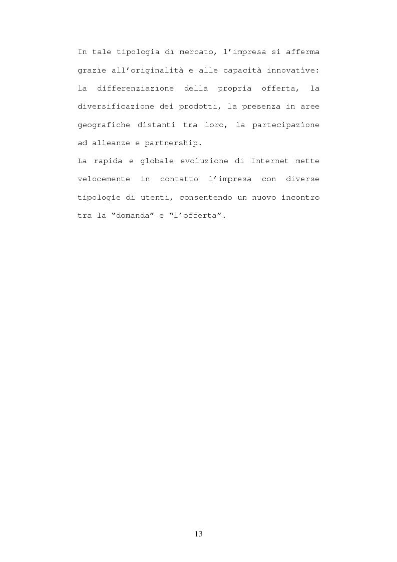 Anteprima della tesi: Economia e diritto dell'e-commerce, Pagina 8